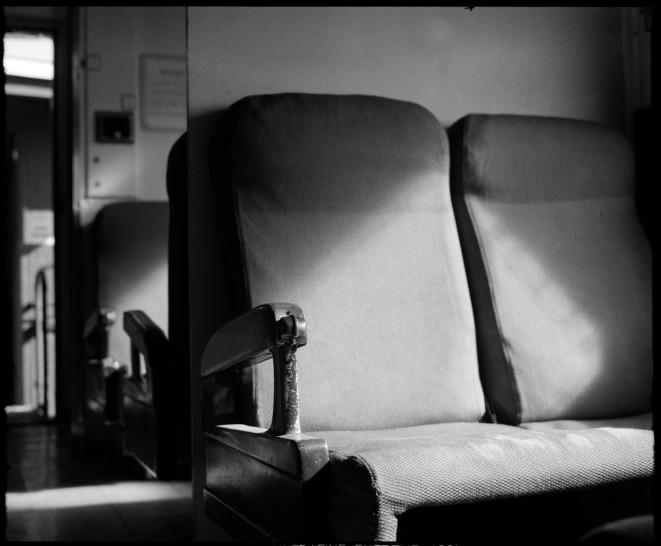 . . . Camera: Mamiya RB67 (1974) Lens: Mamiya-Sedor c 3.8/90mm Film: Ultrafine Extreme 400 Process: Rodinal; 1+25; 7.5mins September 2019